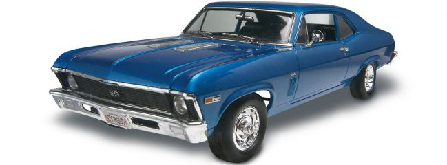 Revell 12098 Chevy Nova SS (1969) | Auto Bausatz 1:25