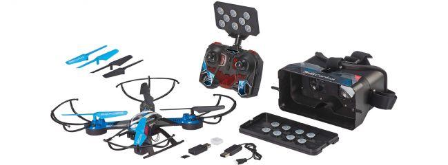 Revell 23908 VR-Quadcopter VR-SHOT | 2.4GHz | RC Multikopter RTF