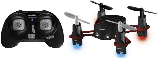 Revell 23971 Nano Quad (schwarz) Mini  RC Quadrocopter Fertigmodell 2.4GHz online kaufen