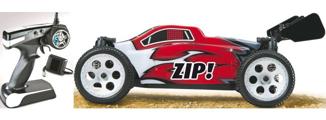 Revell 24542 Offroad Buggy ZIP! 2.4GHz RTR | RC Auto Fertigmodell 1:18