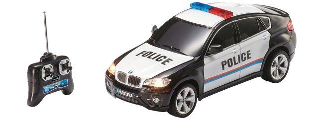 Revell 24655 BMW X6 Police RTR 27 MHz | RC Auto Fertigmodell