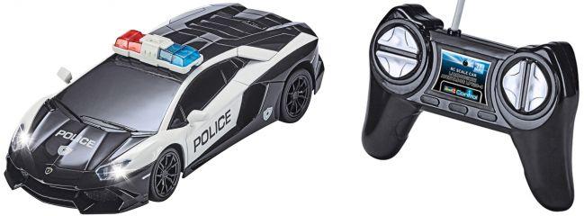 Revell 24656 Lamborghini Police RC-Auto | RTR | 27MHz | 1:18