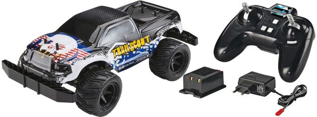 Revell 24814 X-treme Trail Scout RC-Truggy RTR | 2.4GHz