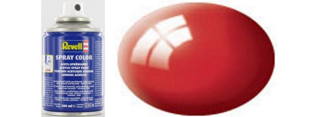 Revell 34131 Spray Dose feuerrot glänzend #31 | Inhalt: 100ml