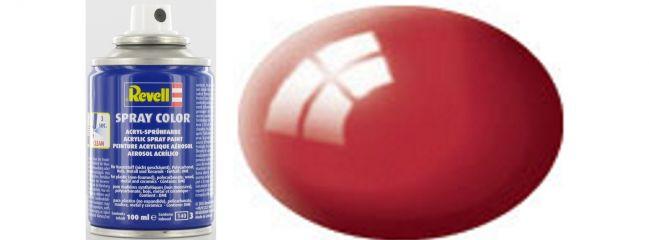Revell 34134 Spray Dose ferrari-rot glänzend #34 | Inhalt: 100ml