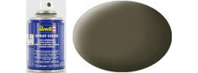 Revell 34146 Spray Dose nato-oliv matt #46 | Inhalt: 100ml