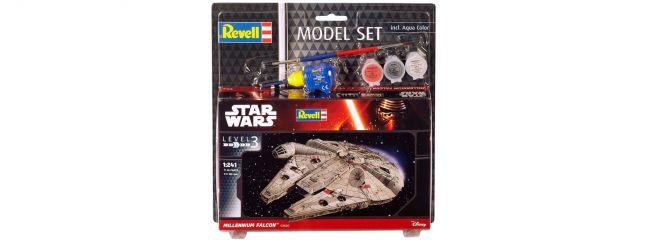 Revell 63600 Model-Set Millennium Falcon | Raumschiff Bausatz 1:241