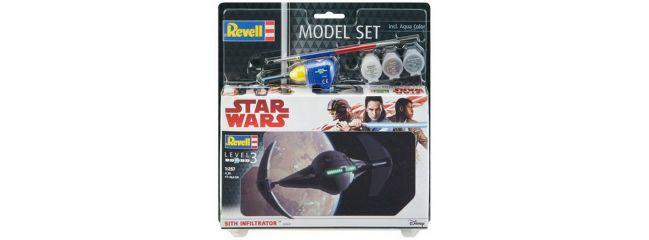 Revell 63612 Sith Infiltrator Model-Set | Raumschiff Bausatz 1:257