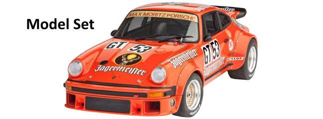 Revell 67031 Porsche 934 RSR Jägermeister Model-Set | Auto Bausatz 1:24