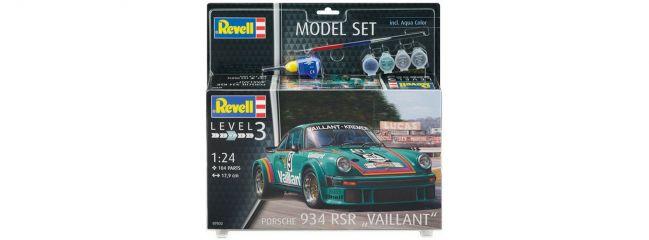 Revell 67032 Porsche 934 RSR Vaillant Model-Set   Auto Bausatz 1:24