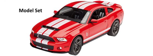 Revell 67044 Ford Shelby GT 500 Model-Set | Auto Bausatz 1:25