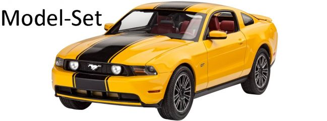 Revell 67046 Model-Set Ford Mustang GT 2010 | Auto Bausatz 1:25
