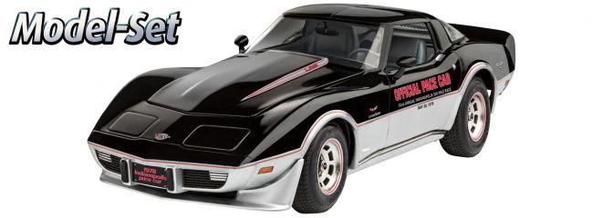 Revell 67646 Model-Set 78 Corvette Indy Pace Car | Auto Bausatz 1:24