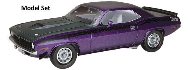 Revell 67664 Plymouth AAR Cuda Model-Set | Auto Bausatz 1:25