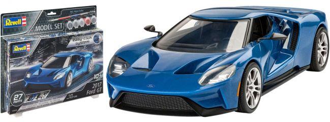 Revell 67678 Model-Set Ford GT 2017   Auto Bausatz 1:24