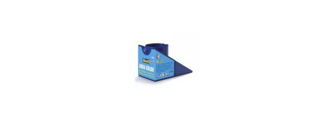 Revell 36106 Streichfarbe teerschwarz matt # 6   Aqua Color