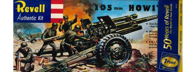 Revell H-539 105mm Haubitze | Geschütz Bausatz 1:40
