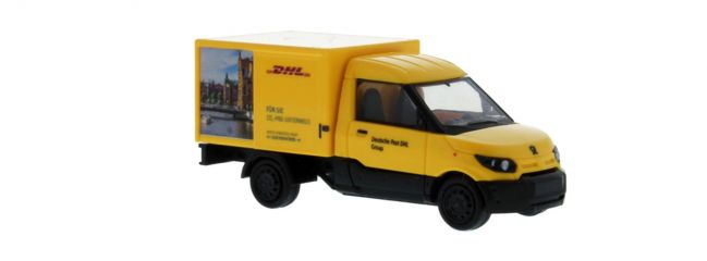 RIETZE 33005 Streetscooter Work DHL Hamburg Automodell 1:87