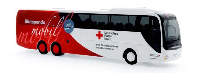 RIETZE 64289 MAN Lion's Coach L DRK Blutspendedienst Busmodell 1:87