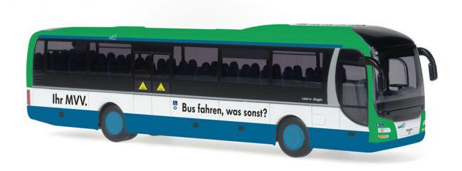 RIETZE 65849 MAN Lions Regio MVV München Busmodell 1:87