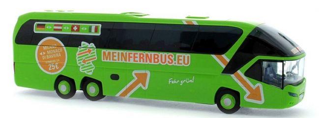 RIETZE 66770 Neoplan Starliner 2 Meinfernbus.eu Busmodell 1:87