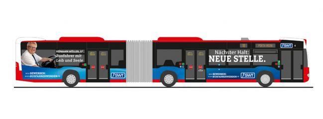 RIETZE 69568 Mercedes-Benz Citaro G 2012 Stadtwerke Trier Busmodell 1:87