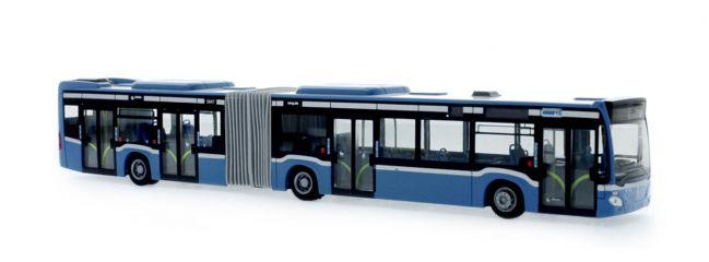 ausverkauft | RIETZE 73637 Mercedes-Benz Citaro G 2015 MVG München Busmodell 1:87