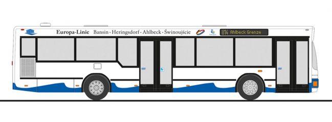 RIETZE 75017 MAN NL202-2 Ostseebus Busmodell 1:87