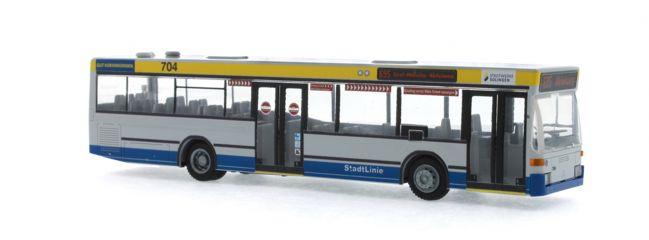 RIETZE 75208 Mercedes-Benz O405 N2 Stadtwerke Solingen Busmodell  1:87
