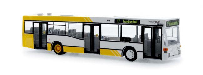 RIETZE 75219 Mercedes-Benz O405 N2 3türig Verkehrsbetriebe Gera  Busmodell 1:87