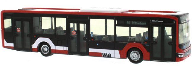RIETZE 75303 MAN Lion's City 12 '18 VAG Nü�rnberg | Busmodell 1:87