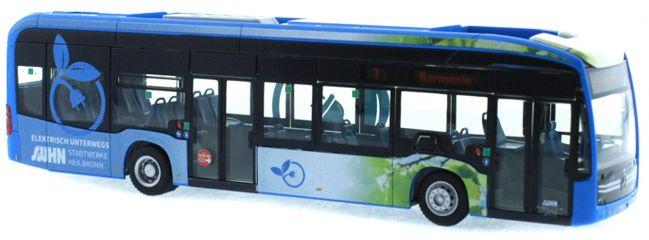 RIETZE 75510 Mercedes-Benz eCitaro Stadtwerke Heilbronn Busmodell 1:87