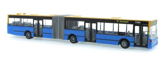 RIETZE 76402 Mercedes-Benz O405 GN2 CVAG Chemnitz Busmodell 1:87