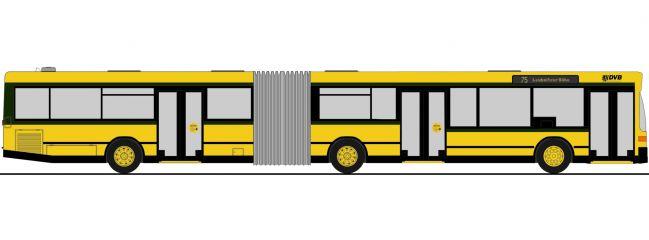RIETZE 76403 Mercedes-Benz O 405 GN2 Dresdner Verkehrsbetriebe   Busmodell 1:87