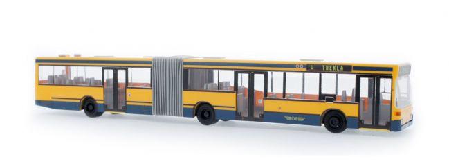 RIETZE 76408 Mercedes-Benz O405 GN2 Leipziger Verkehrsbetriebe Busmodell 1:87