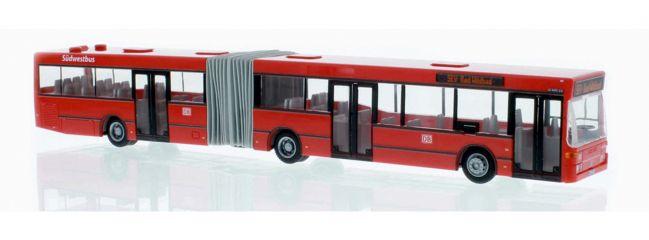 RIETZE 76414 Mercedes-Benz O405 GN2 DB-Südwestbus Busmodell Spur H0