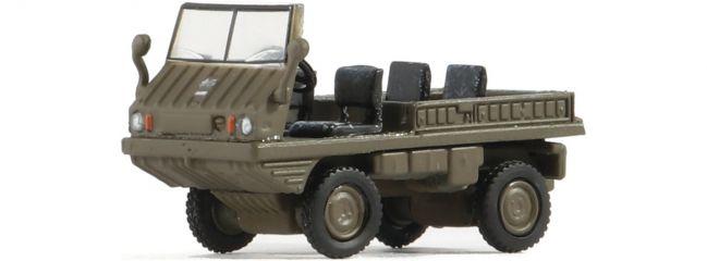 ausverkauft | Roco 05396 Puch Haflinger ohne Plane ÖBH | Modellauto Spur H0