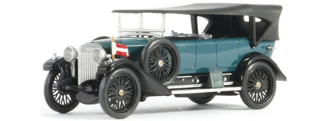 ausverkauft   Roco 05407 Austro Daimler 6/17 Jagdwagen geschlossen   Modellauto Spur H0