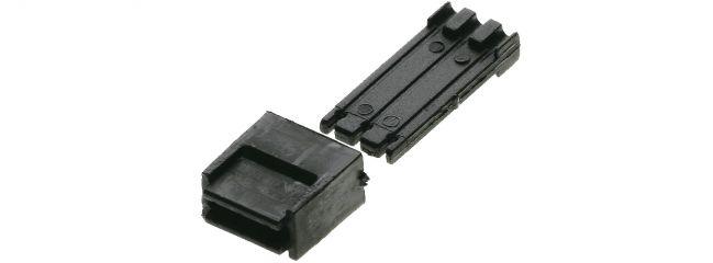 Roco 10602 Kabelverbindungsplättchen | Flachsteckersystem | 1 Stück | Spurneutral