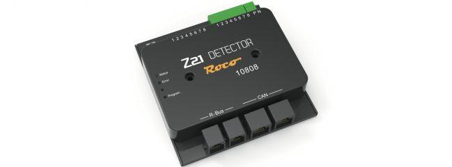 Roco 10808 Z21 Detektor | Gleisbelegtmelder 8-fach
