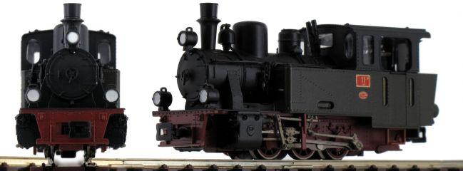 Roco 33238 Dampflok 11 RüKB | DC analog | Spur H0e