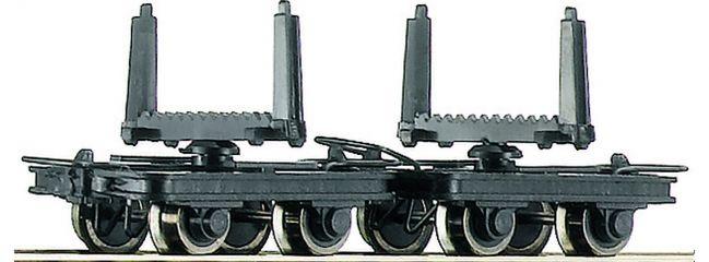 Roco 34602 2-teiliges Set Drehschemelloren   Spur H0e