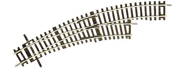 Roco 42465 Bogenweiche rechts | BWr 2/3 | RocoLine | Gleise Spur H0