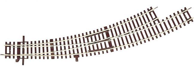 Roco 42470 Bogenweiche links | BWl 5/6 | RocoLine | Gleise Spur H0