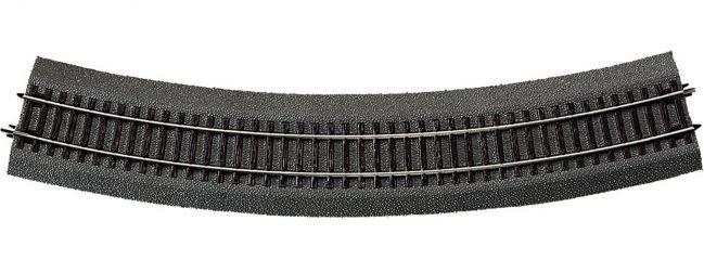 Roco 42526 Gebogenes Gleis R6 | r=604,4mm/30° | Roco Line | Spur H0
