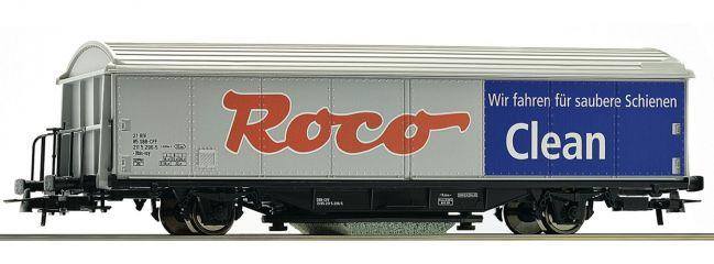 Roco 46400 Schienenreinigungwagen Spur H0