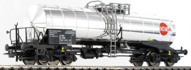 Roco 47359 Kesselwagen OEVA silber ÖBB | DC | Spur H0