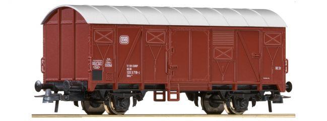 Roco 56067 Gedeckter Güterwagen DB   Spur H0