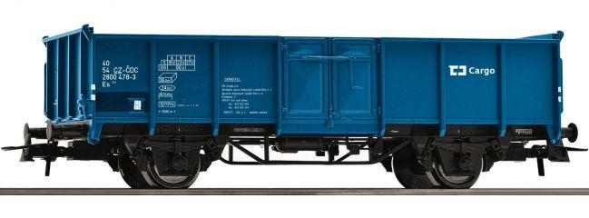 Roco 56278 Offener Güterwagen blau CD Cargo | DC | Spur H0