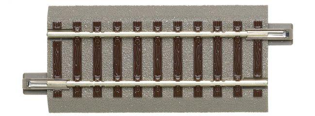 Roco 61112 Schienengerade G76,5 | Länge 76,5 mm | geoLine | Spur H0